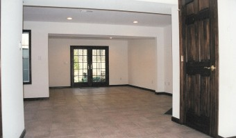 BASEMENT- TOWNHOME