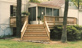 DECKS(3)- GRAND STAIRCASES