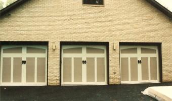 GENERAL CONST.- GARAGE DOORS