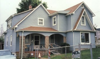 GENERAL CONST.- SIDING- 16 HOMES