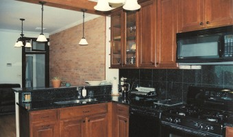 KITCHEN- DERRICKS
